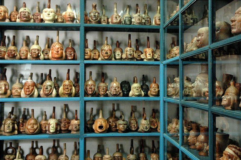 Larco storage by Mirari Erdoiza